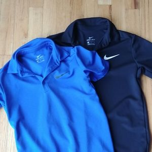 Boys Nike golf shirt (bundle of 2) will sell sep